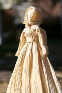 Corn Husk Doll Folk